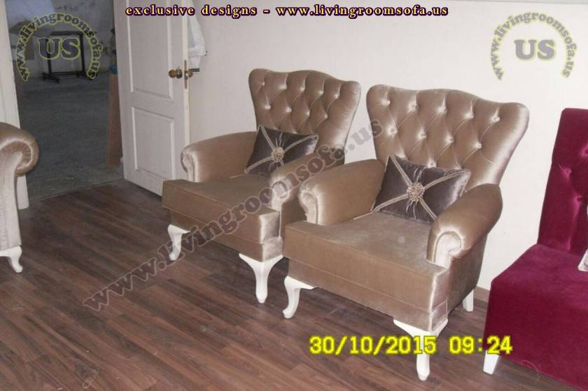 Chesterfield couple chairs best design