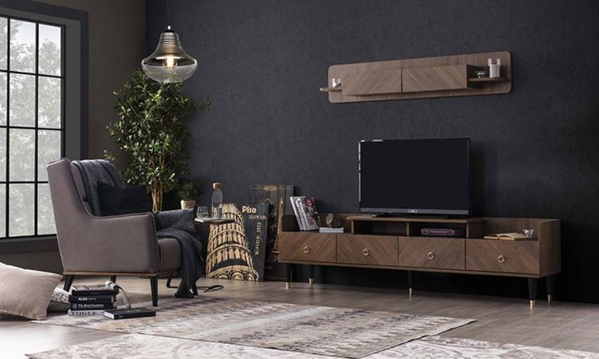Contemporary and modern tv stands furniture new designs for your living room