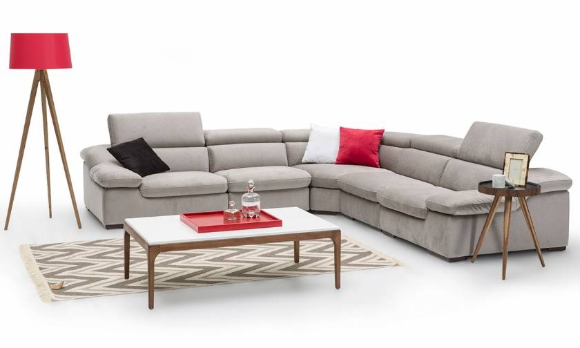 Cool modern corner sofa modern sectional sofas