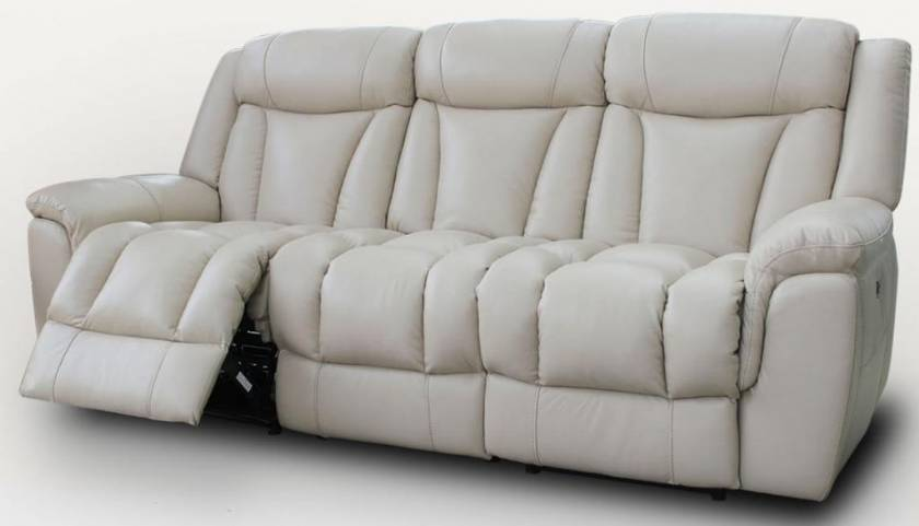 Couch Manual Reclining Chair3 Seater for Living Room