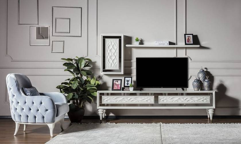 elegance tv modern units modern luxury furniture for living room