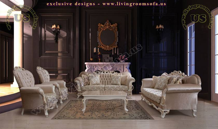 Elegant Traditional Living Room Sets Great Design
