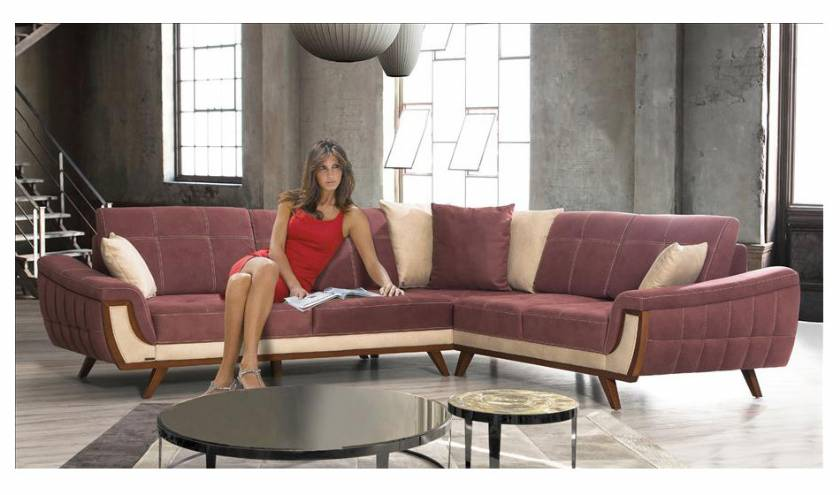 escape from work modern corner sofa new style modern living room
