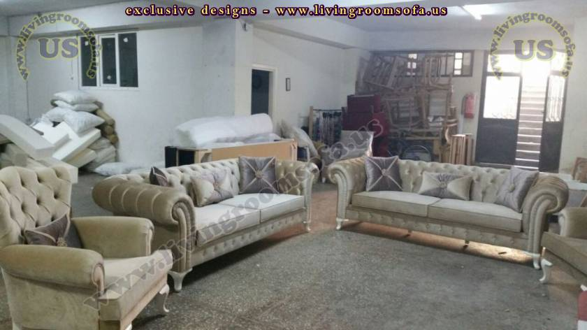 Exclusive Chesterfield Sofa design