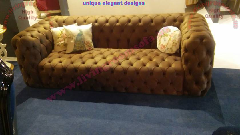 Exclusive Fully Quilted Couch Perfect handwork decorative sofa designs