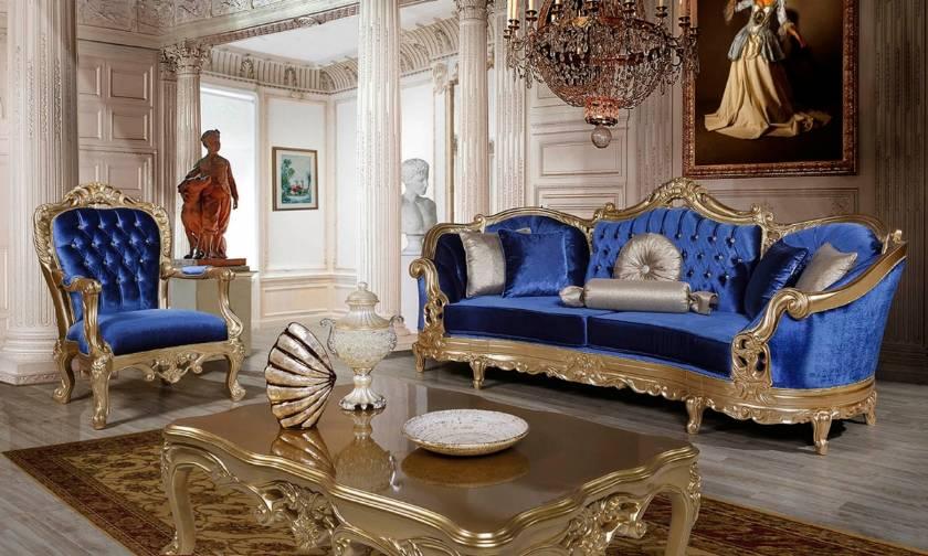 Furniture Sofas Classic style Luxury classic interior design decor