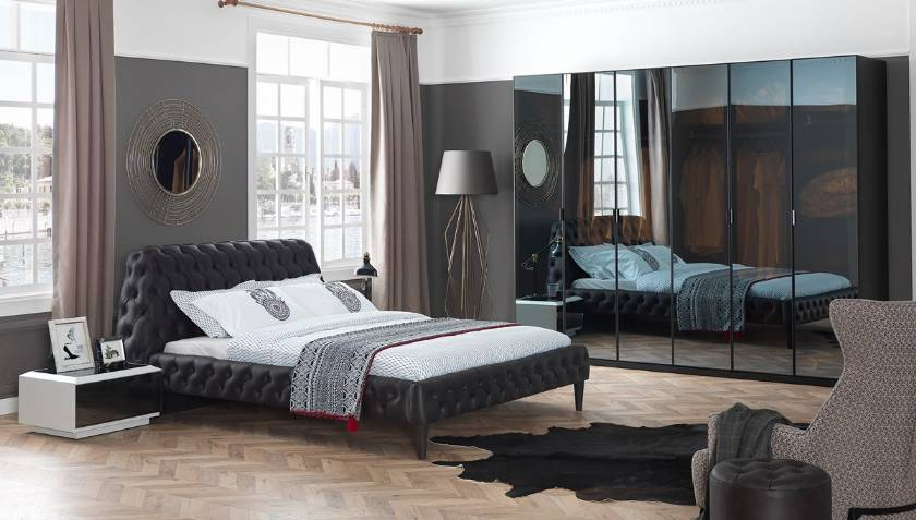 Harley Luxury Bedroom Furniture Set Ultra Modern Luxury Bedroom
