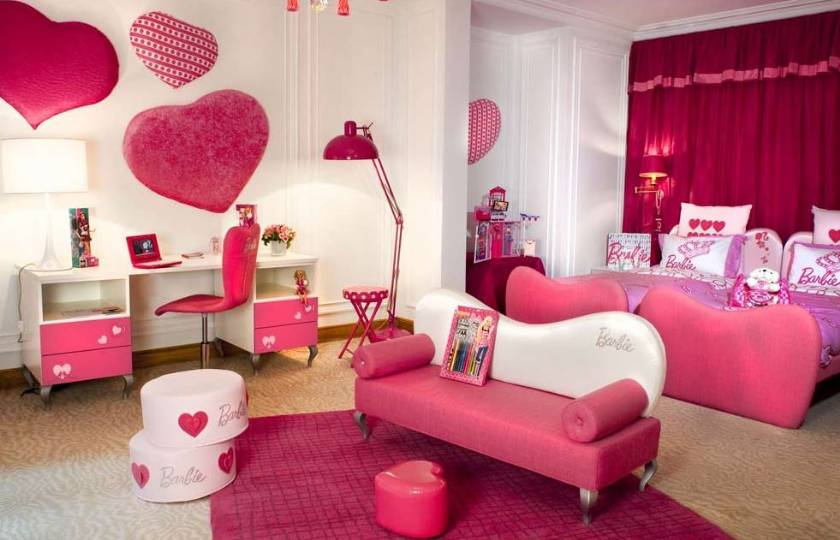 How to Decorate a Teenage Girls Bedroom Lovely Teen Girl Bedroom Design