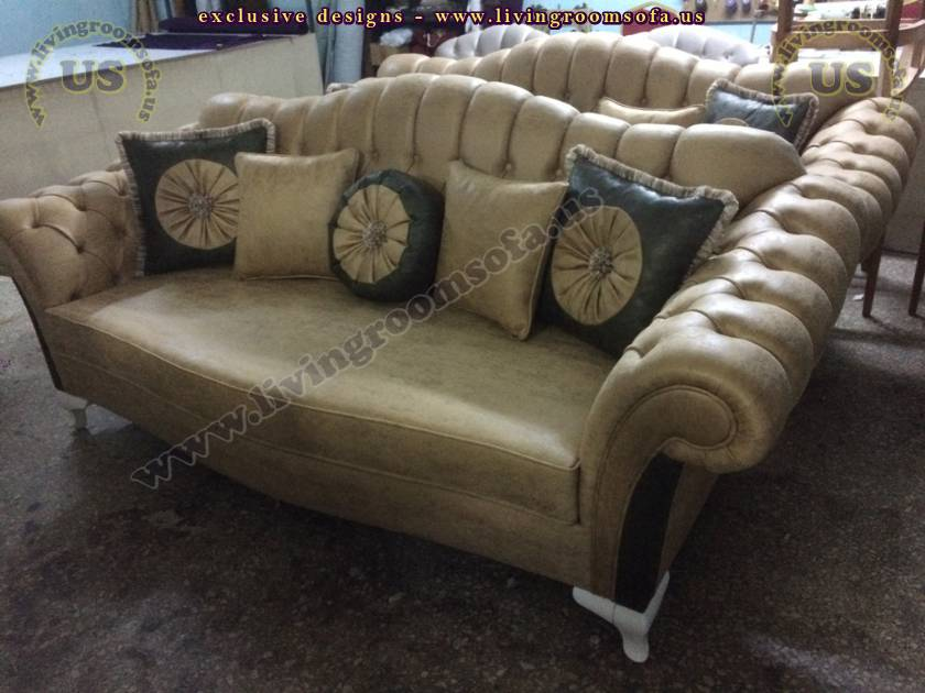 leather chesterfield sofas great design