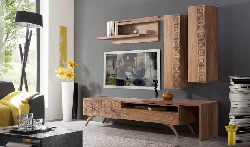 Luxury Italian Wall Units modern luxury homes designs