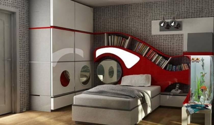 Luxury Modern Teen Bedroom Furniture New Design