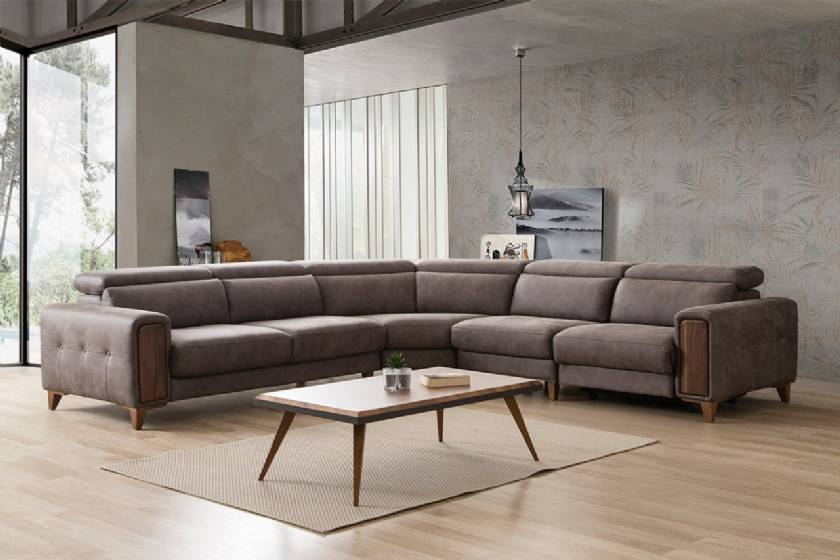 Modern Contemporary Sectional Sofa Luxury Modern Sectional Sofa