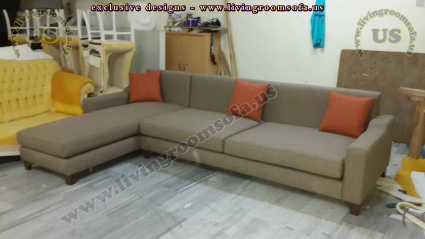 V shaped modern sectional sofa largest design exclusive for V shaped living room