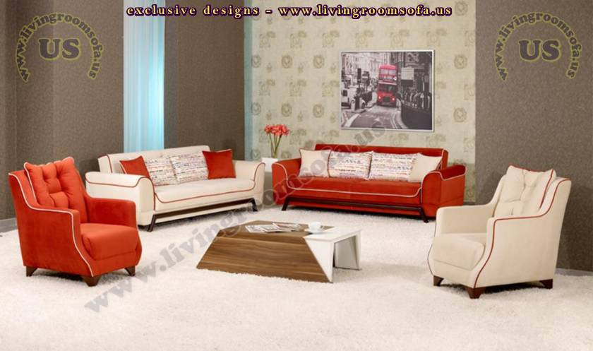 modern fabric sofa sets modern living room