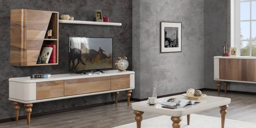Modern living room entertainment center modern tv wall unit