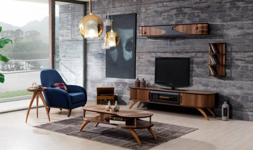 Modern living room wall units for tv luxury living room new style