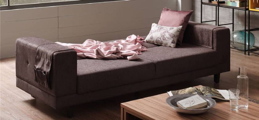 Modern Loveseat Sofa Bed Sleeper Sofa