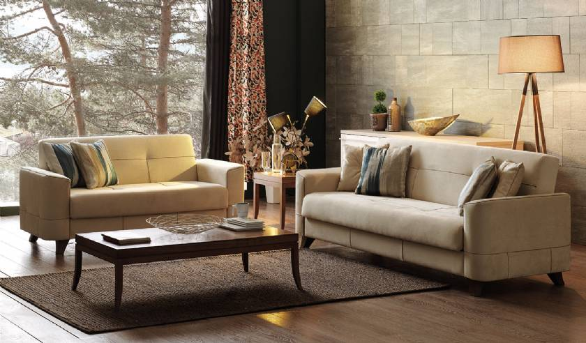 Modern sofa set for small living room Apartment Sofas for Small Spaces
