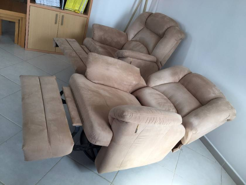 recliner chairs sofa leather fabrics loveseat sectional sofa recliner