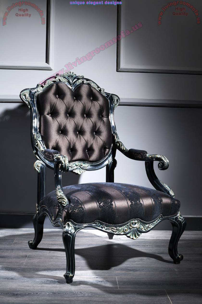 Regina Classic luxurious armchair elegance designs