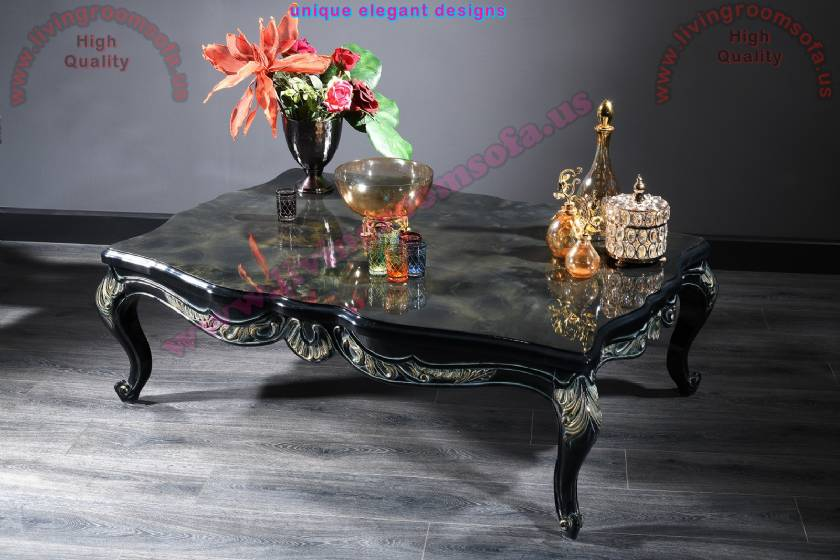 Regina Coffee Table Claasic luxurious