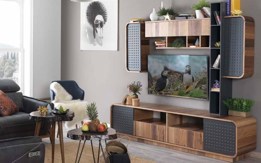 Stylish Modern Tv wall units for your living room Luxury modern design