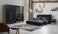 Italy Design Luxury Contemporary Modern Bedroom Furniture
