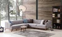 L Shaped Sectional Sofa mid-century modern new style sectional sofas