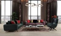 Leather Modern Sofa Sets High quality luxury designs