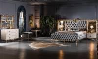 Luxury Bedroom Furniture Sets Designer European Modern Furniture