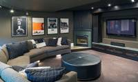 Luxury Entertainment Centers Contemporary TV Stands