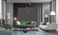 Luxury Modern Elegant Chesterfield Sofa Set New Modern Style