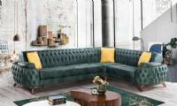 Luxury Modern Sectional Sofa New York Los Angeles San Francisco Dallas Houston Atlanta Chicago
