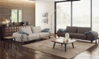 luxury modern sofa set minimalist living room design
