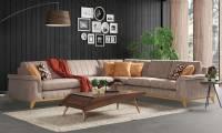 Modern Corner Sofa set design for modern living room