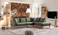 Modern L shaped corner sofa new style luxury modern design
