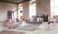 pink and purple living room sofa pink princess