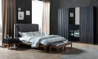 Texas Luxury Modern Bedroom Furniture High End Modern