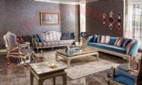 Veyron Art Deco Classical Sofa Set Luxury interiors