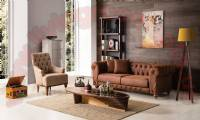 vintage chesterfield sofas luxury design