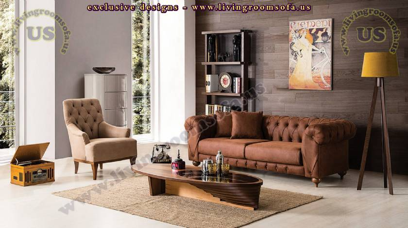 vintage chesterfield sofas luxury design