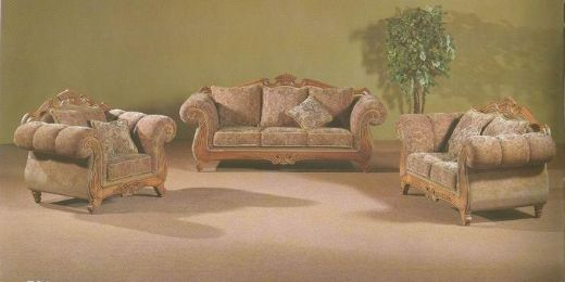 Fabric Sofa, Living Room Fabric Sofas, Fabric Sofa Set