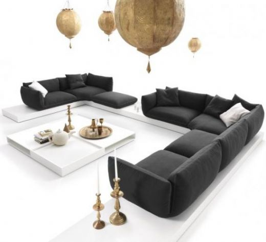 Pofy Sofa, Pofiy Sectional Sofa, Corner Sectional Sofa