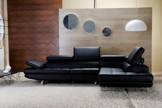 Leather Sofa, Sectional Leather Sofa