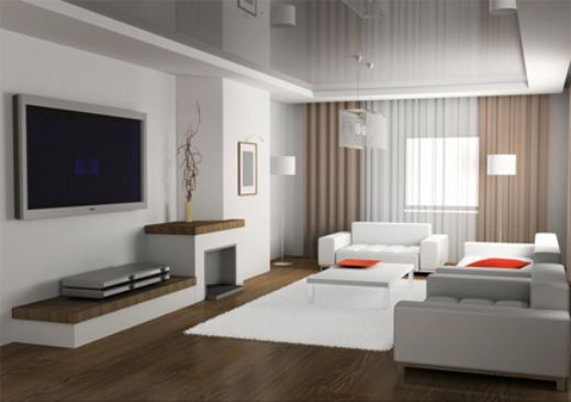 Modern Living Room Pictures, Remodeling, Decor and Ideas ...