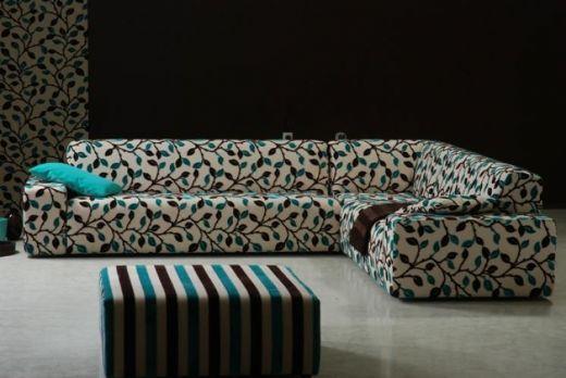 Contemporary sofas, loveseats, sectional Contemporary Sofa 1005