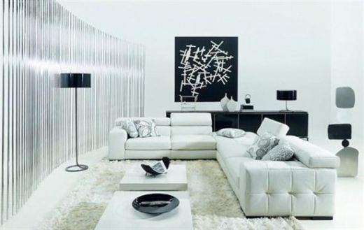 Modern Design Living Room