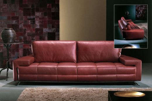 Italian Leather Sofa, Luxury Leather Sofa, Leather Sofas