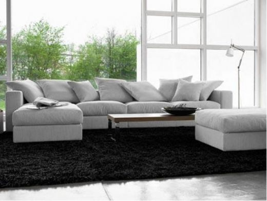 Fabric Sofa, Relax Fabric Sofa, Living Room Fabric Sofas