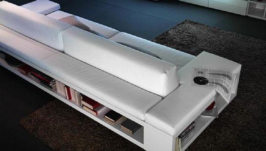 Modern Sofa, Library Sofa, Modern Library Sofa